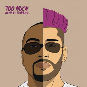 Zayn feat Timbaland - Too Much