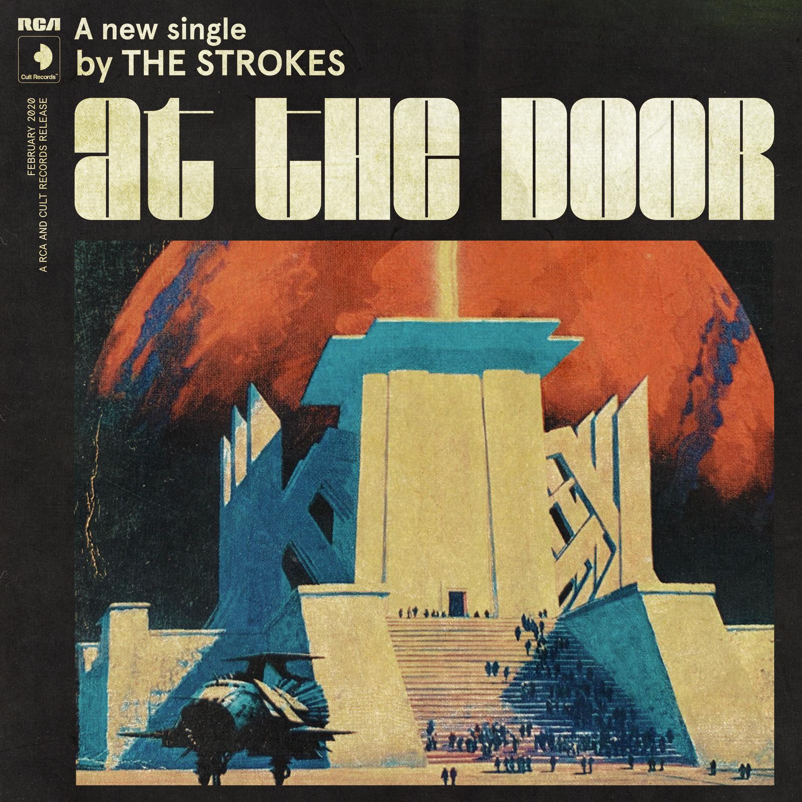 the Strokes At The Door